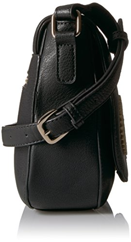 Desigual BOLS Varsovia Rubi Umhängetasche 18 cm Negro