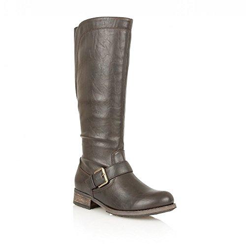 Lotus Myla Femme Boots Marron Marron