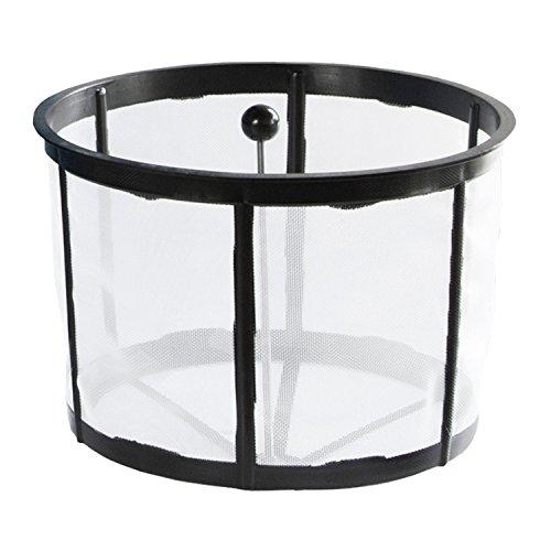 3P Filterkorb Ø 30,5 cm mit Entnahmestange ist ein Regenwasserfilter für die Regenwassernutzung im Garten