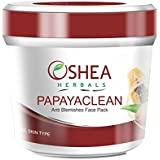Oshea Papayaclean Anti Blemishes Face Pack 300gm