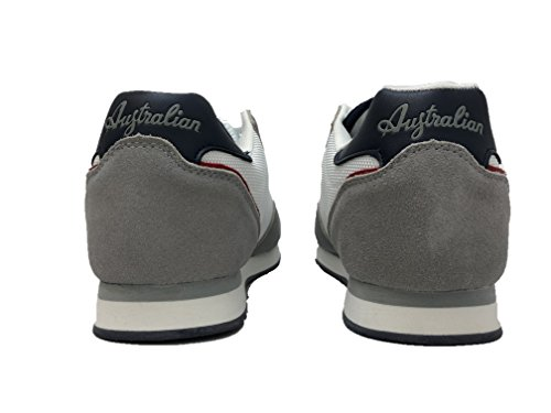 AUSTRALIAN Sharp, Sneakers Uomo Blu White