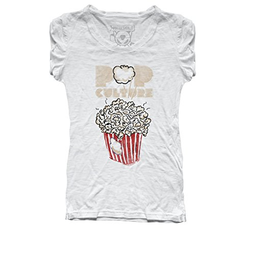 pacdesign-t-shirt-manches-courtes-femme-blanc-blanc-xs