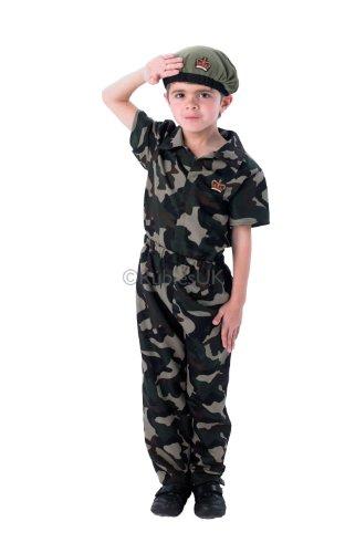 ostüm Militär Army Navy Cadets 3–4Yrs (Soldier Boys Kostüme)