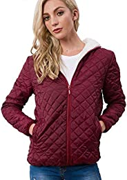 Hooded Solid Fleece Jacket