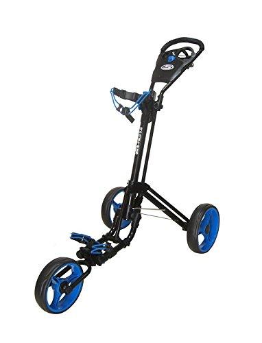 Cube Qwik Fold chariot Taille unique noir/bleu