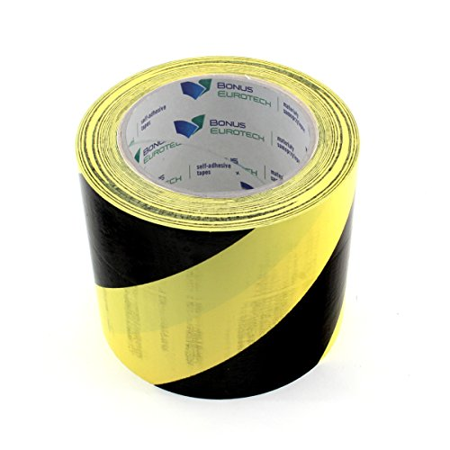bonus-eurotech-1bl23710100-033a-ruban-de-marquage-au-sol-pvc-largeur-100-mm-longueur-33-m-adhesif-a-