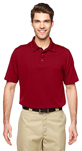 Dickies ls952 4,9 oz Performance Tactical Polo English Red