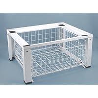 Untergestell 058 für Waschmaschine / Trockner / Sockel Podest Erhöhung & Wäschekorb