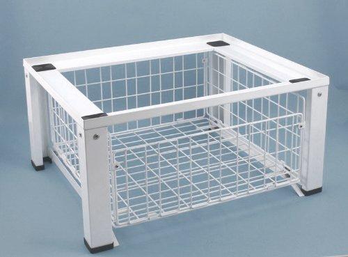 Untergestell 058 für Waschmaschine / Trockner / Sockel Podest Erhöhung & - Trockner Waschmaschine Sockel