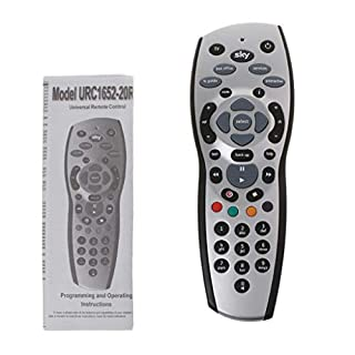 GROOMY Wireless Remote Control Replacement For SKY Plus HD TV Box 2017 Revision 9f