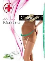 Gabriella Umstandsstrumpfhose GB-109 40 DEN