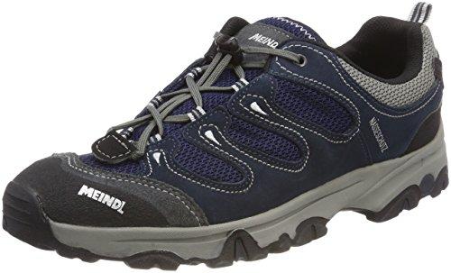 MEINDL Tarango Junior, Unisex-Kinder Trekking- & Wanderhalbschuhe, Blau (Marine/ Silber 49), 41 EU (7 UK)