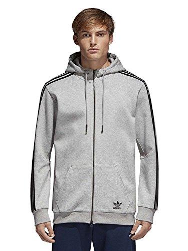 adidas Herren Curated Jacke, Medium Grey Heather, S Preisvergleich