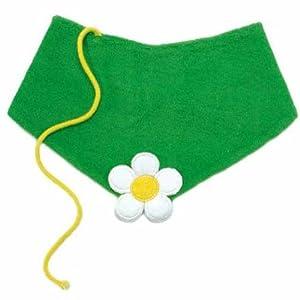 Furnis Pañuelo de Cuello, paño de eructar, Sabbertuch con la Flor