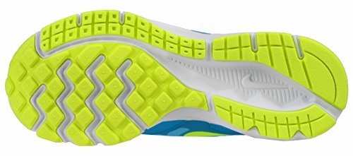 Nike Downshifter 6 (Gs/Ps) Scarpe Sportive, Ragazzo CLEARWATER/BLUE LAGOON/PINK POW/VOLT
