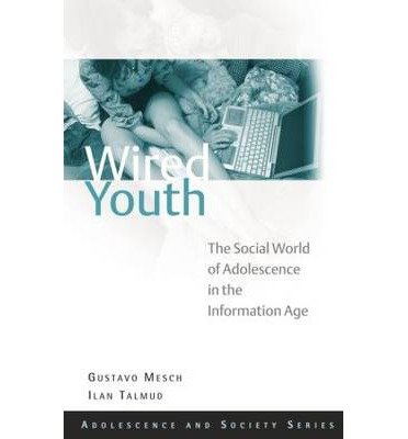 Wired Youth: The Social World of Adolescence in the Information Age (Adolescence and Society) (Paperback) - Common