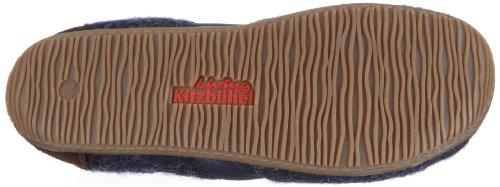 Living Kitzbühel T-Modell Unifarben, Chaussons mixte enfant Bleu Marine