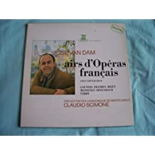 NUM 75023 JOSE VAN DAM Sings French Arias LP