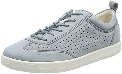 ECCO Damen Soft 1-400533 Sneaker, Blau (Trooper), 37 EU