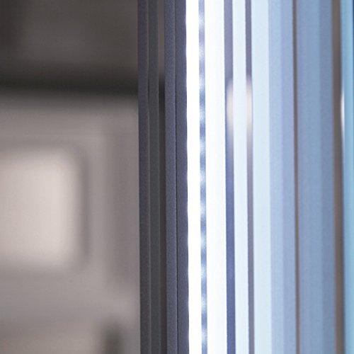 Illuminated LED Bathroom Mirror 800x500 Glass