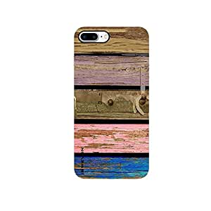 iSweven Golden Lock design printed matte finish back case cover for Apple iPhone 7 Plus