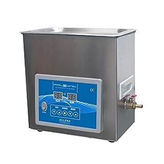 Allpax Ultraschallreiniger 5 Liter - Edelstahl-Gehäuse - PALSSONIC