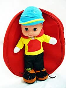 Subway Surfers Jake School Bag With Baby Boy Toy