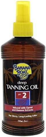 Banana Boat Deep Tanning Oil SPF2 236 ml