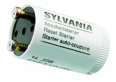 Sylvania FS-22 Starter 4-22 Watt Reihenschaltung für Leuchtstofflampen Neonlampen von Sylvania auf Lampenhans.de