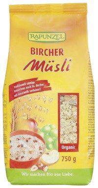 Rapunzel Bio Bircher Müsli, 1er Pack (1 x 750 g) - BIO