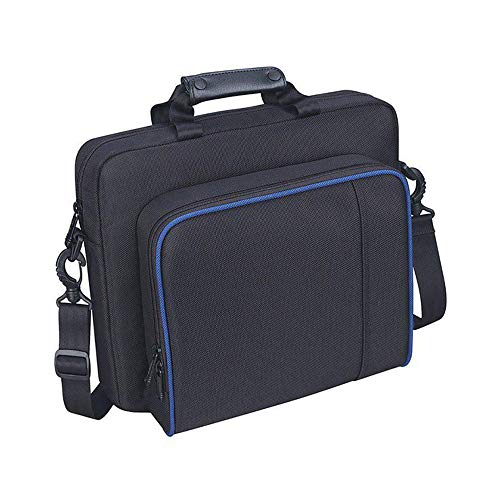 OurLeeme Laptoptasche, Aktentasche, Große Umhängetasche Multifunktionale Wasserfeste Computertasche Umhängetasche Reisetasche (Home Playstation Ps4)