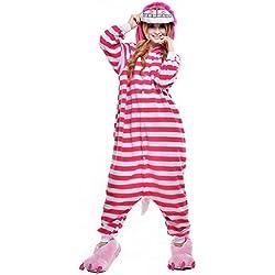 Pijamas Enteros Adulto Cosplay Ropa de Dormir Hombre Camisones Disfraces Carnaval Ropa Pijamas de Una Pieza Mujer