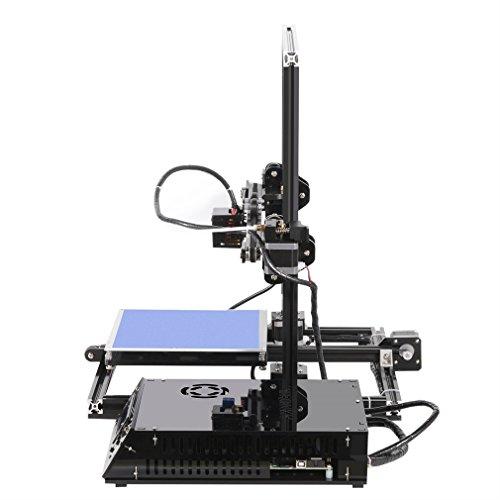 TRONXY X3A Automatische Nivellierung Großer 3D-Drucker Upgradest Hochpräzise Aluminiumstruktur Metall MK8 Düse DIY Kit 2004A LCD Bildschirm Druckgröße: 220 * 220 * 300mm - 9