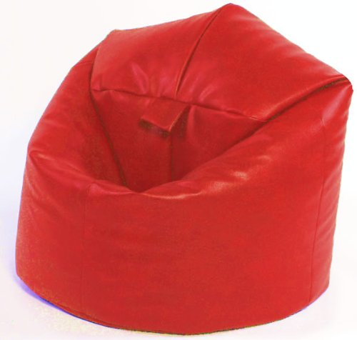 x-l-top-quality-red-faux-leather-classic-beanbag-bean-bag-chair
