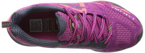 Brooks Cascadia 9 Women, Chaussures de Running Entrainement Femme Rose (festival Fuschia/midnight/fiery Coral)