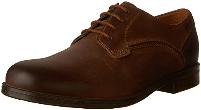 Bostonian Men's Garvan Mid Chukka Boot  Black  10.5 M US