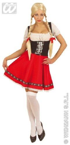 Imagen de kit precio * * * * * * disfraz–sexy heidi–tamaños s, m, l, xl oktoberfest wiesn