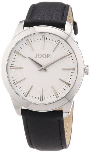 Joop - JP101112F02 - Montre Femme - Quartz Analogique - Bracelet Cuir Noir