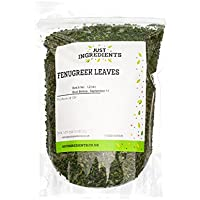 JustIngredients Premier Fenugreek Leaves, 100 g