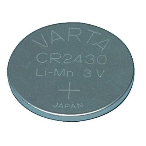 VARTA Lot de 2 Piles bouton lithium