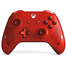 Microsoft  Xbox Wireless Controller, sport red (Special Edition)
