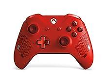 Microsoft Xbox One, Controller Wireless, Edizione Speciale Sport Red