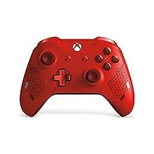 Microsoft Xbox One Wireless Controller – Edizione Speciale Sport Red - Limited