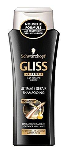 Schwarzkopf Gliss Ultimate Repair Shampooing Flacon de 250 ml