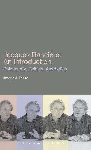 Jacques Ranciere: An Introduction by Joseph J. Tanke (2011-06-30)