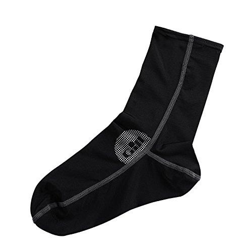 Gill Thermal (Gill Thermal Hot Sock Socken in Schwarz - Unisex - Leichte Wärmematerialien - Thermische Wärme Schichtschichten Leichtes Strecken)