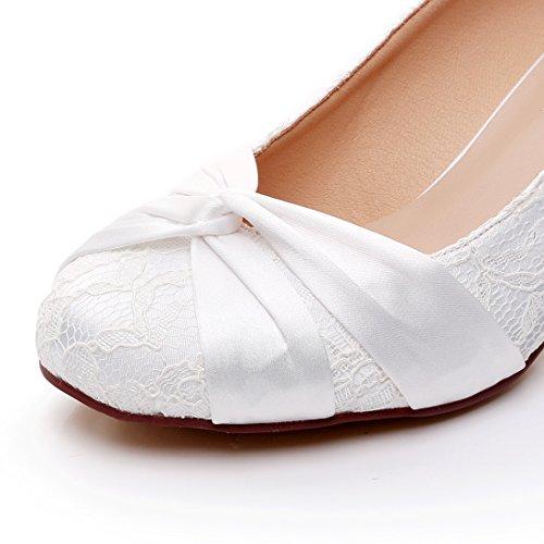 3bc43d06b5c YOOZIRI Wedding Shoes ...