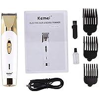 KEMEI-604B Aufladung Digitalanzeige Elektrischer Friseurwerkzeug-Haarschneider