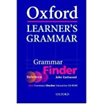 [(Oxford Learner's Grammar: Grammar Finder: Finder (reference) and Checker (CD-ROM): With Grammar Checker Interactive CD-ROM)] [Author: John Eastwood] published on (May, 2005)
