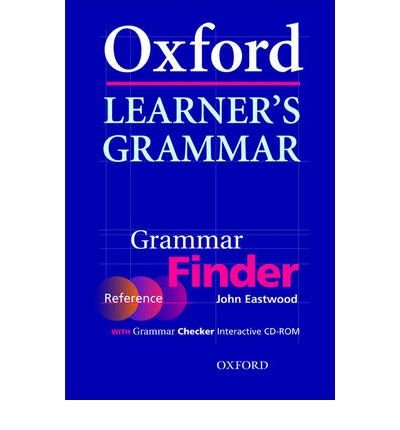 Oxford Learner's Grammar: Grammar Finder: Finder (reference) and Checker (CD-ROM): With Grammar Checker Interactive CD-ROM (Mixed media product) - Common